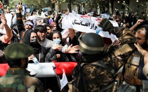 طالبان: مردم برای تظاهرات باید مجوز بگیرند