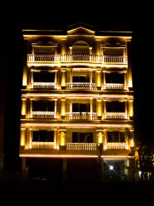 طراحی نمای داخلی و خارجی ساختمان با والواشرهای LED