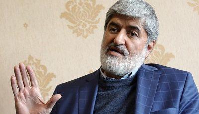 علی مطهری: توصیه مقامات ایران به طالبان برای تشکیل دولت فراگیر از طنزهای روزگار است