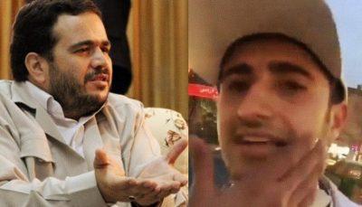 عنابستانی بالاخره از سرباز پلیس راهور رسما عذرخواهی کرد