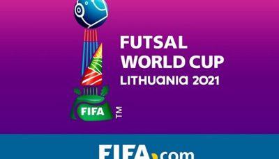 فینال زودرس جام جهانی فوتسال لیتوانی