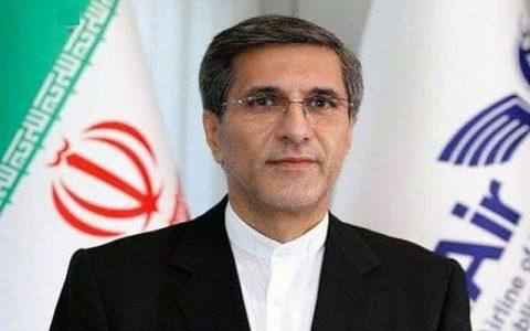 مدیر عامل ایران ایر استعفا کرد