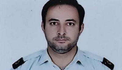 مامور نیروی انتظامی در استان مرکزی به شهادت رسید