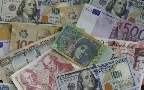 نرخ رسمی یورو و ۲۶ ارز دیگر افزایش یافت