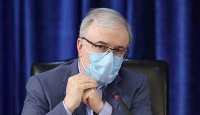 نمکی دلم نمیخواست وزیر بهداشت شوم