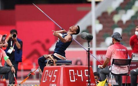 هشتمین طلای ایران در پارالمپیک توکیو