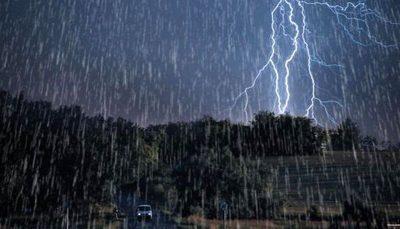 هشدار بارشهای سیلآسا در مازندران