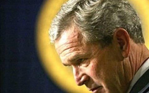 هشدار جورج بوش درباره خطر تروریسم داخلی در آمریکا