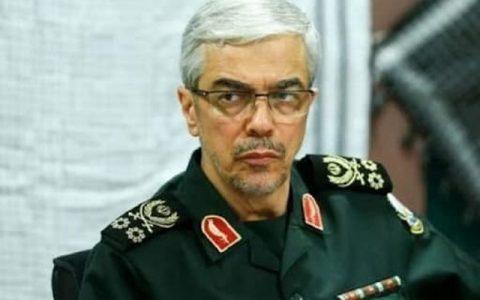 هشدار سردار باقری: بساط گروه های تروریستی را از عراق جمع می کنیم