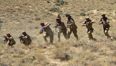 هشدار سلطان محمد به طالبان: منتظر یک جنگ سخت باشید