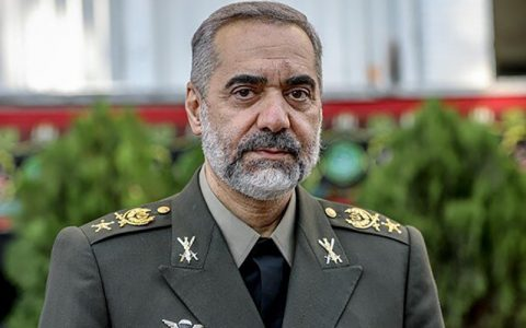هشدار قاطع وزیر دفاع به دشمنان ملت ایران و سران رژیم صهیونیستی