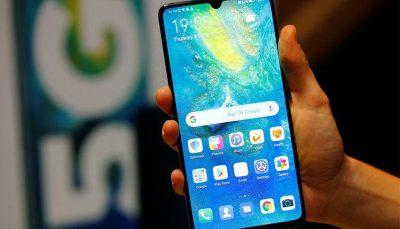 هواوی بهزودی به بازار گوشیهای هوشمند 5G باز میگردد