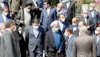 وزیران و معاونان دولت روحانی این روزها چه کار می کنند؟