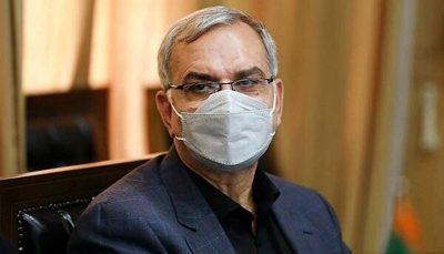 وزیر بهداشت واکسن کرونا