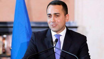 وزیر خارجه ایتالیا در پیامی به امیرعبداللهیان