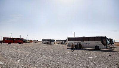 وضعیت تردد در مرز زمینی با عراق