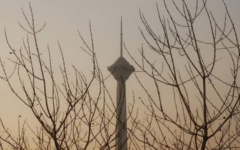 وضعیت خطرناک هوای منطقه ١٩
