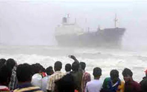 وقوع قریبالوقوع توفانی کمنظیر در سواحل مکران