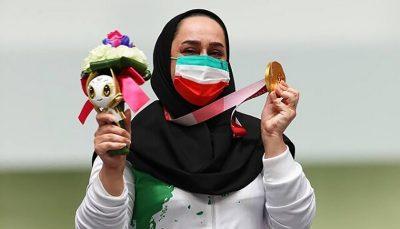 پرچمدار ایران در مراسم اختتامیه پارالمپیک انتخاب شد