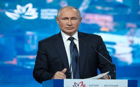پوتین از تحریمهای غرب علیه ایران با وجود بحران کرونا انتقاد کرد