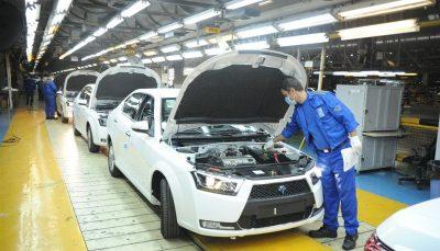 پیشتازی ایران خودرو در آمار تولید مرداد ماه