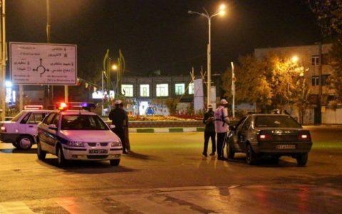 پیشنهاد تعلیق ۲ تا ۳ هفته ای منع تردد شبانه در تهران