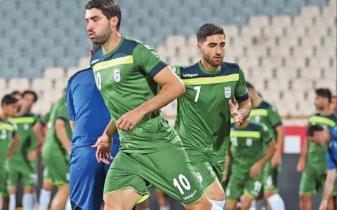 پیک دوم فوتبال در انتخابی جام جهانی قطر