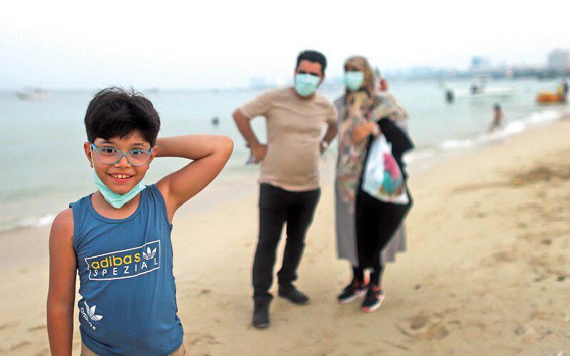 چگونه بیماران بستری جزایر جنوبی ایران به صفر رسید؟