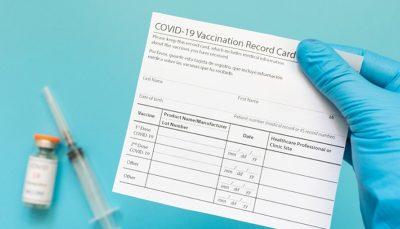 کارت واکسن برای کدام کارها اجباری می شود؟