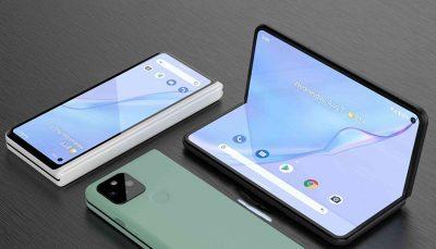 گوشیهای تاشوی گوگل و شیائومی احتمالا در سهماهه چهارم ۲۰۲۱ معرفی خواهندشد