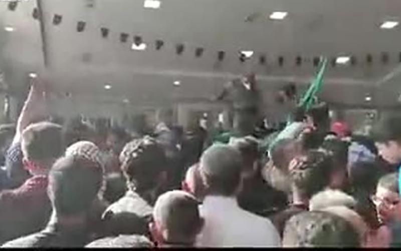 یک کشته و 40 زخمی در تجمع زائرن در شلمچه