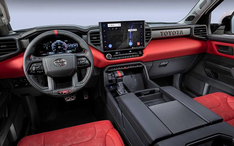 نسل جدید تویوتا توندرا با طراحی متفاوت و پیشرانه هیبرید معرفی شد