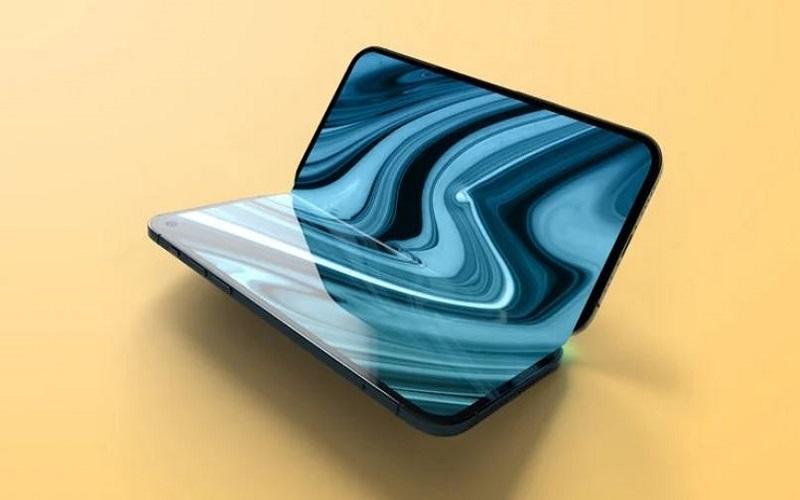 اپل در سال 2023 آیفون تاشدنی خود را معرفی می کند