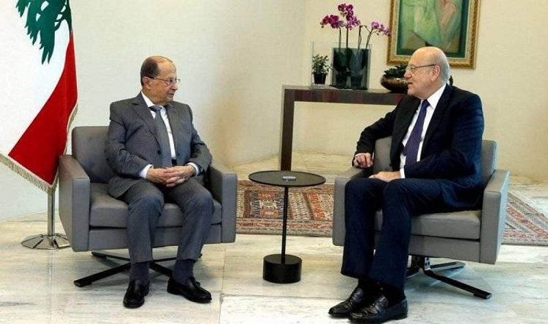 تشکیل کابینه لبنان