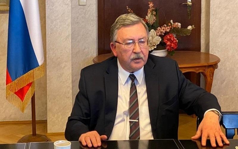 اولیانوف: روسیه قاطعانه مسائل منطقه در مذاکرات برجام را رد کرده است