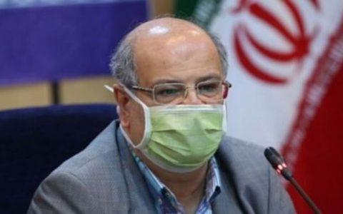 تهران، در سراشیبی ابتلا به کرونا