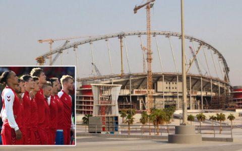 ناراحتی فدراسیون فوتبال دانمارک از تصمیم برای برگزاری جام جهانی ۲۰۲۲ در قطر