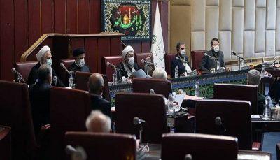 غیبت چندساله رئیسجمهور در جلسات مجمع تشخیص به پایان رسید