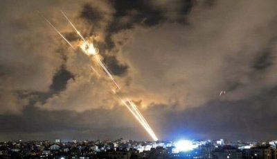 شلیک موشک از غزه به جنوب اسرائیل