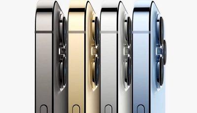 اپل از دو گوشی آیفون 13 پرو و 13 پرو مکس رونمایی کرد
