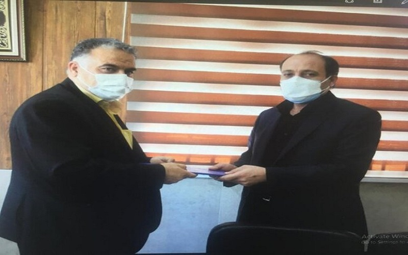محمد حاجی مزدارانی سرپرست زندان تهران بزرگ شد
