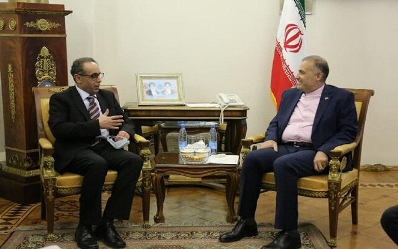 سفیر ایران و کویت در مسکو با یکدیگر دیدار کردند