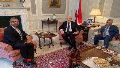 انگلیس خواستار اصلاحات در لبنان شد