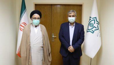 دیدار دادستان تهران با وزیر اطلاعات