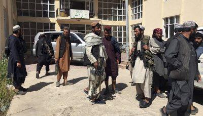 لغو مراسم تحلیف دولت جدید افغانستان