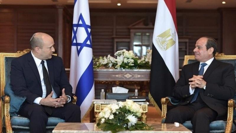 مصر و اسرائیل