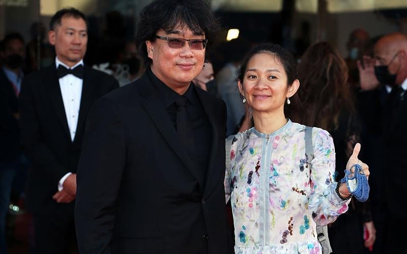اهدا جوایز 78مین جشنواره فیلم ونیز