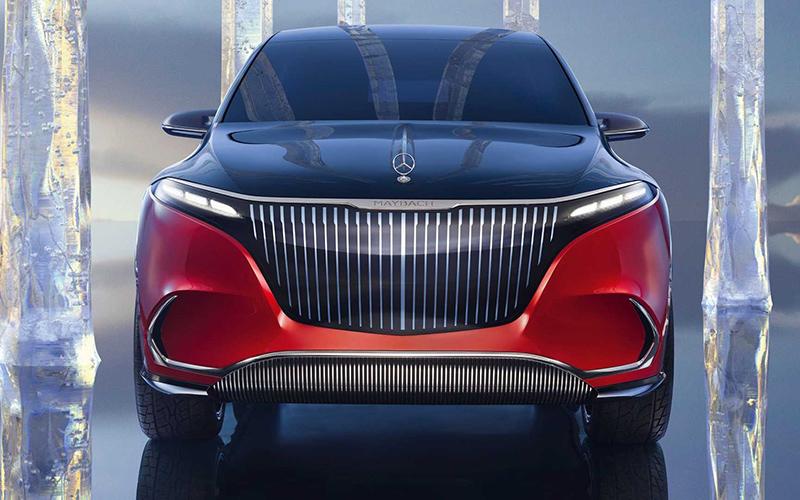 مایباخ EQS؛ لوکس ترین شاسی بلند مرسدس بنز در نمایشگاه خودروی مونیخ/ عکس