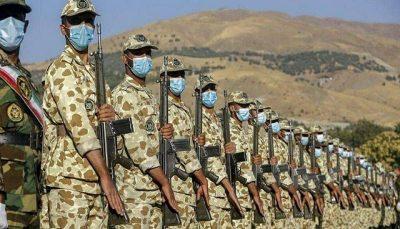 مدت آموزشی سربازی به شش هفته افزایش یافت