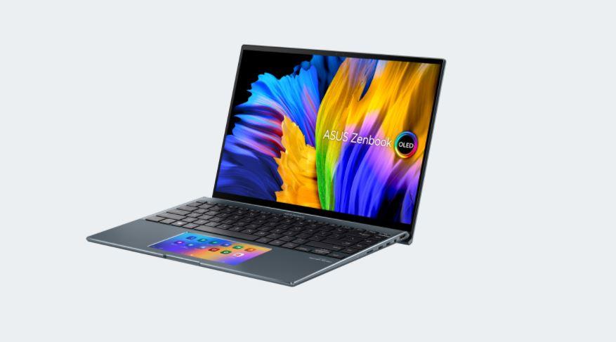 لپ تاپ فوق العاده باریک ایسوس ZenBook 14X با صفحه نمایش اولد رونمایی شد